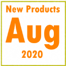 August 2020 - New Products